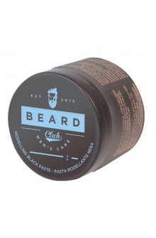 KEPRO BEARD CLUB MODELING BLACK PASTE - CZARNA PASTA MODELUJĄCA 100ML
