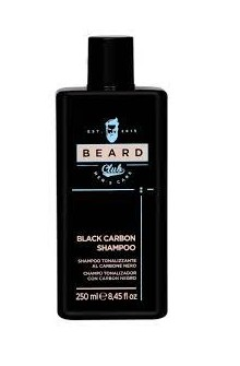 KAYPRO BEARD CLUB BLACK CARBON SZAMPON 250ML