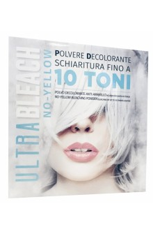 Ultra Bleach No Yellow 10 tonów rozjaśniacz 500g